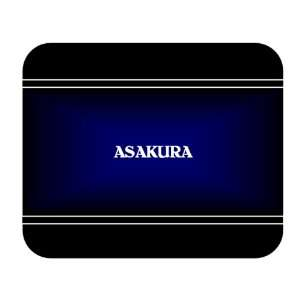 Personalized Name Gift   ASAKURA Mouse Pad: Everything Else