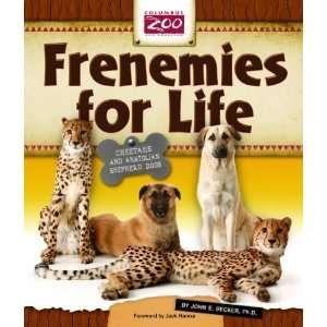 Frenemies for Life: Cheetahs and Anatolian Shepherd Dogs