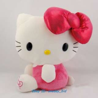 SANRIO New Hello KITTY Plush Doll Toy Birthday Gift Pink 16High