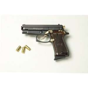 P29 Blank Firing Replica Starter Pistol 9mm Black/Gold
