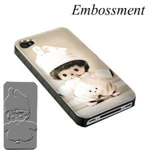 Meng iPhone 4 / 4S Cover   Custom iPhone Phone Case Cell