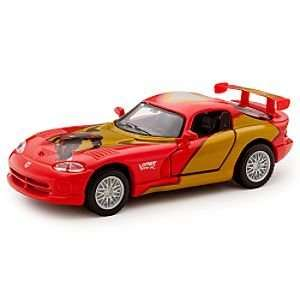 Disney Marvel Universe Die Cast Power Racers    Iron Man Toys & Games