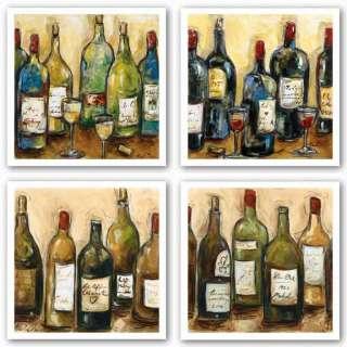 WINE ART SET Uncorked and Wine Bar Nicole Etienne