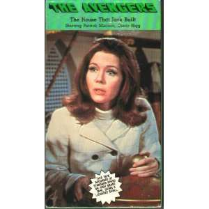 That Jack Built The Avengers Patrick Macnee, Diana Rigg Movies & TV