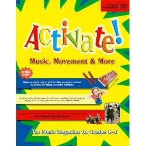 09 Music, Movement and More! (9780893283667) Jeanette Morgan Books