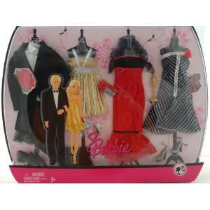 Barbie & Ken Fashion Doll Clothes   Special Event M9381