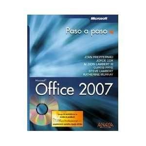 Office 2007 +Cd rom: Joyce Cox, Joan Preppernau: Books