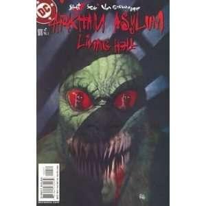 Arkham Asylum Living Hell (2003) #4: Dan Stott: Books
