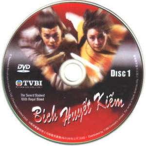 Bich Huyet Kiem   Phim Hk   W/ Color Labels