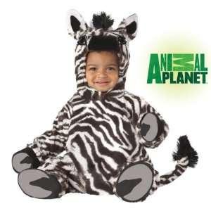 Baby Animal Planet Zebra Costume Size 12 18 Months