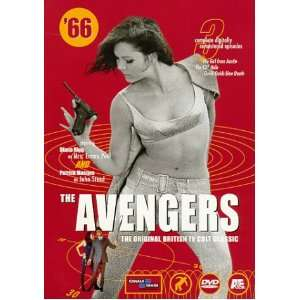Avengers 66 Vol. 2 Diana Rigg, Patrick MacNee Movies & TV