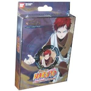 Naruto The Chosen TSUNADE Gale Force B Theme Starter Deck