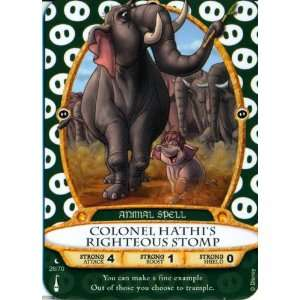 Sorcerers Mask of the Magic Kingdom Game, Walt Disney World   Card #26