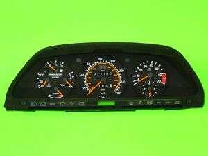Mercedes Dash Instrument Cluster Speedometer RPM__ASR__