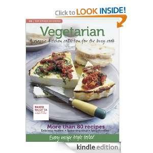 Vegetarian (Mb Test Kitchen Favourites): Murdoch Books Test Kitchen