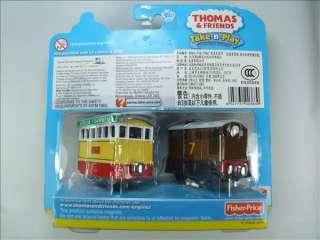 Thomas & Friends Take Along TOBY & FLORA Take N Play