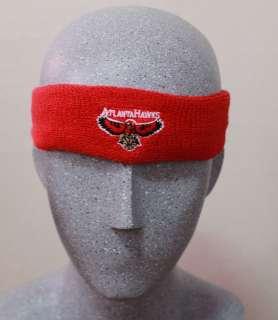 Atlanta Hawks Red NBA HeadBand