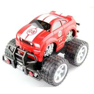 Ford Mustang GT MONSTER TRUCK RC CAR Full Function: Toys & Games