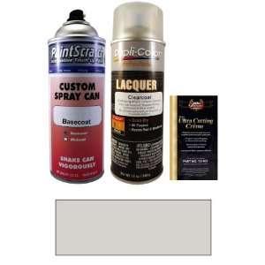 12.5 Oz. Ingot Silver Metallic Spray Can Paint Kit for