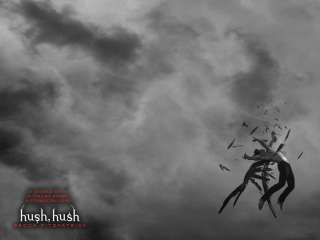Books : Hush, Hush : Desktop Wallpapers