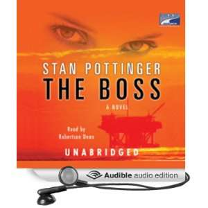 Boss (Audible Audio Edition) Stanley Pottinger, Robertson Dean Books