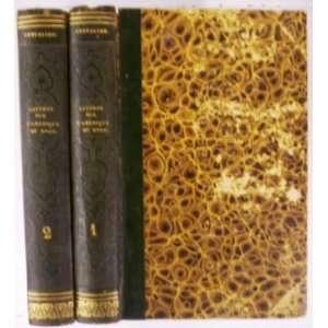 Lettres sur LAmerique du Nord: Michel Chevalier: Books