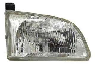 Passenger Side Head Light Assembly   Toyota Sienna   98 00