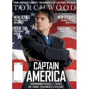 Torchwood The Official Magazine Issue #23 SINGLE ISSUE