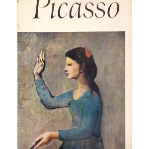 Picasso 16 Beautiful Full Color Prints Lieberman Books