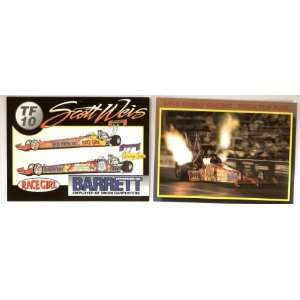 NHRA   Scott Weis   Top Fuel Dragster   Weis Family Racing