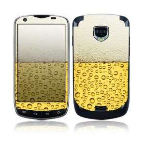 Love Beer Design Protective Skin Decal Sticker for Samsung Droid