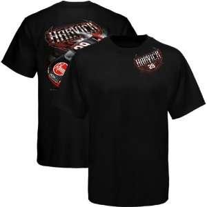 NASCAR Chase Authentics Kevin Harvick Camber T Shirt   Black