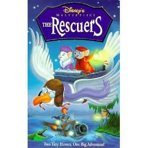 Bernardo y Bianca (The Rescuers) [VHS] Rescuers Movies