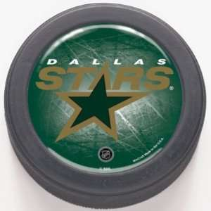 DALLAS STARS OFFICIAL HOCKEY PUCK Sports & Outdoors