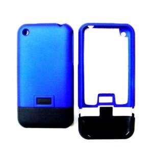 / Iphone 3GS / 3G S Special Rubber Coating Hard Case Cover Makes Top