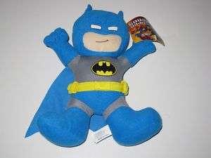 Toy Factory DC Super Friends BATMAN 9 Plush Doll Toy