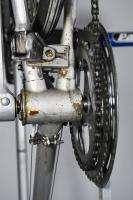 Vintage Tease Lugged Steel Road Bike 57cm Bicycle Shimano ACE Sakae SR