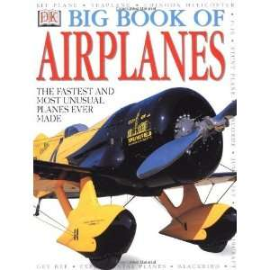 Big Book of Airplanes [Hardcover] DK Publishing Books