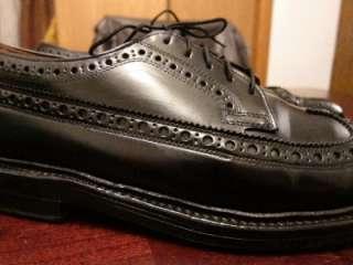 Thom Mcan Mens V Cleat Job Interview Wingtip Dress Shoes Sz 10D
