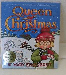 Queen of Christmas Mary Engelbreit BOOK HOLIDAY 9780060081751