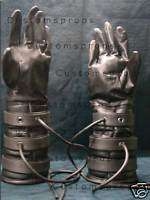 Star Wars Prop The Sith Apprentice Leather gloves