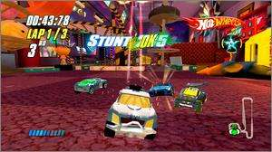 Hot Wheels Beat That PC DVD race miniature cars game