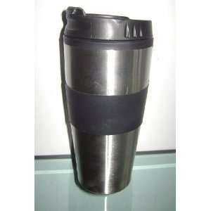 Insulated Thermal Thermos Stainless Steel Metal Travel Coffee Cup MUG