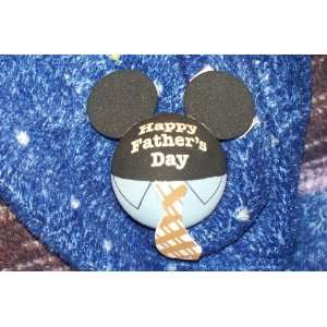 Disney Exclusive Theme Parks Edition Happy Fathers Day Mickey Ears