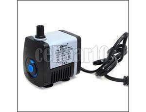 sp 980 mini submersible aquarium pump 550L/H 130 GPH