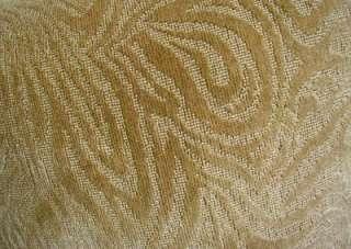Brunschwig Fils Linen Velvet Throw Pillows Custom Designer Fabric Set