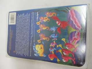 The Little Mermaid Original VHS Banned Recalled Cover 1990