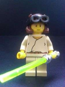 LEGO STAR WARS EPISODE 1 ANAKIN SYWALKER MINIFIGURE