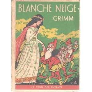 Blanche neige: Grimm: Books