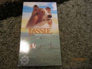 Lassie Best Friends Are Forever VHS 1994 Tom Guiry Daniel Petrie w